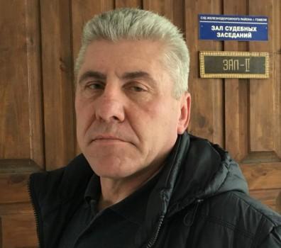 Анатолий Поплавный в суде