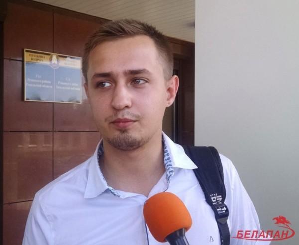 Вячеслав Горленко. Фото: БелаПАН